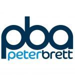 Peter Brett New Logo