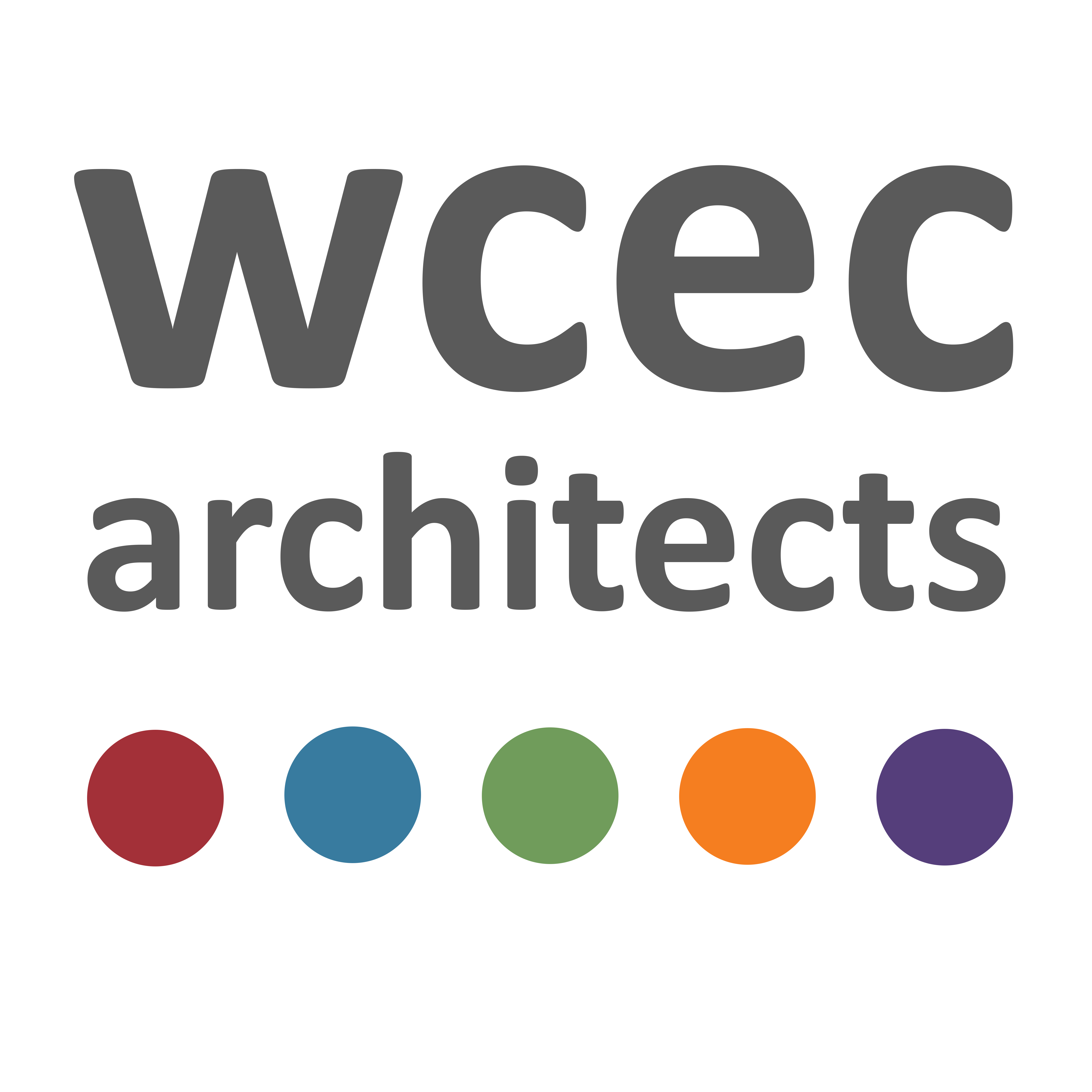 WCEC ARCHITECTS_Group Style Logo