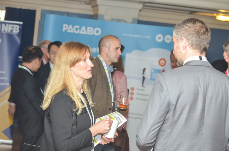 Pagabo Partnered Networking Event in oxford