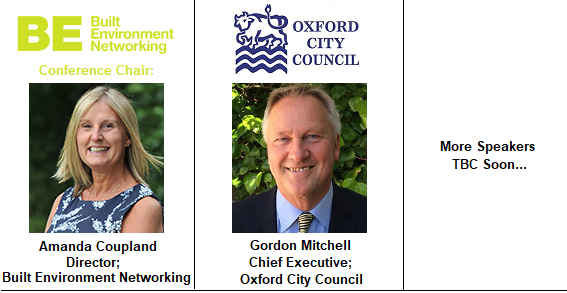Gordon Mitchell Oxford City Council Speaker Event
