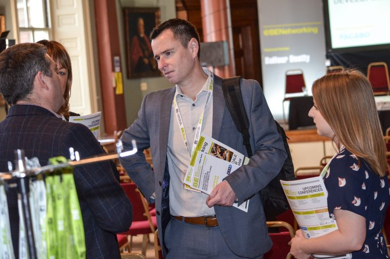 Built Environment Networking Event at the Guild Hall