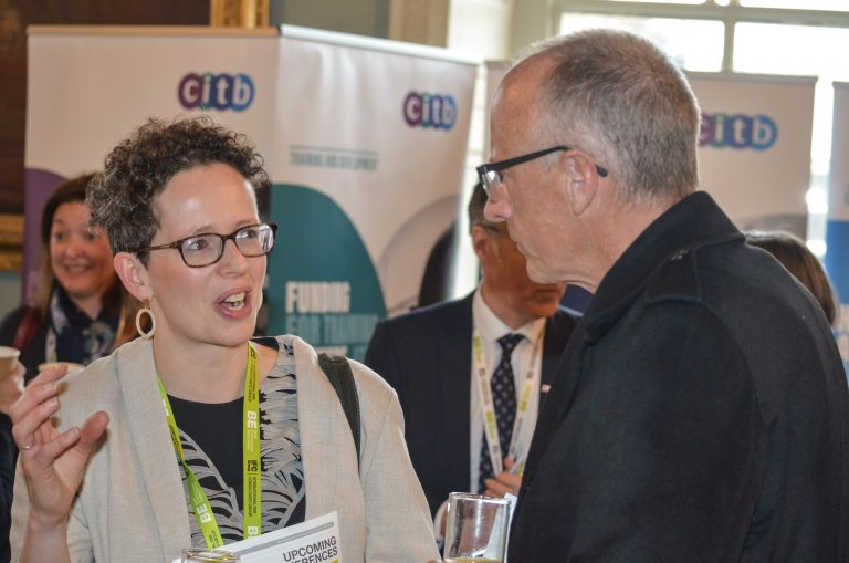 CITB Partnered networking event at the Guild Hall