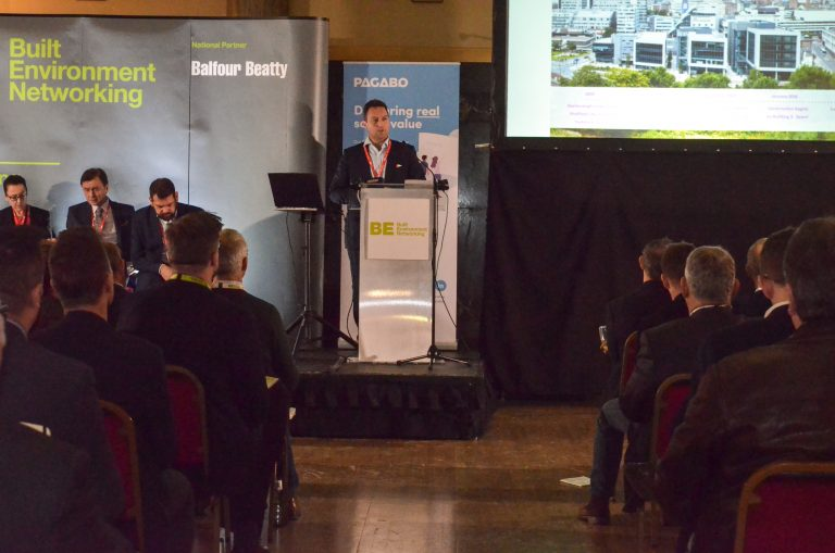 Mark Jackson speaks at Sheffield Development Plans 2019