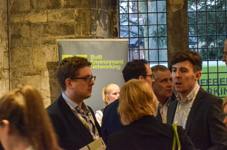 Networking Event at the Hospitium