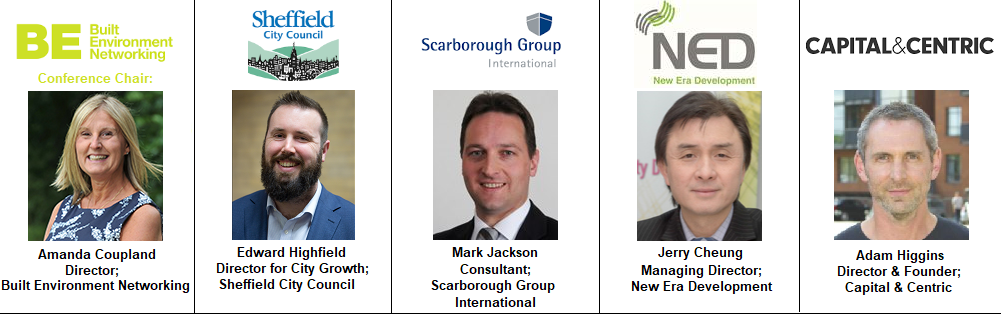 Sheffield Scarborough Group New Era Developments Capital Centre Eyewitness China Edward Highfield