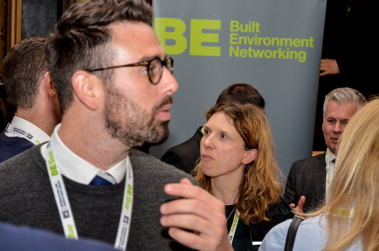 Built Environment Networking Event in Glasgow