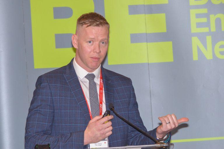 Marc Fleming at Scottish Universities & Colleges Development Plans