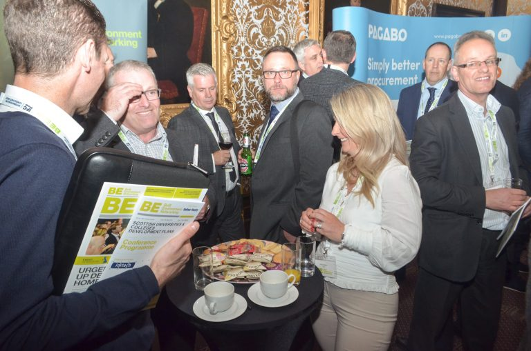 Networking Event in Glasgow for Scottish Universities & Colleges Development Plans