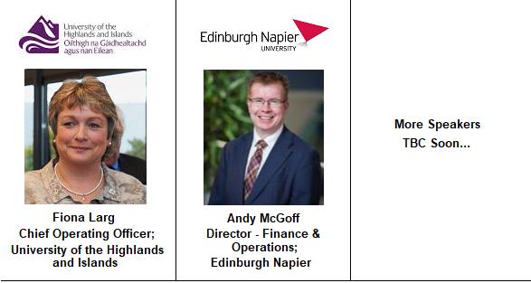 Speakers Glasgow Event Networking Napier Estate Develop