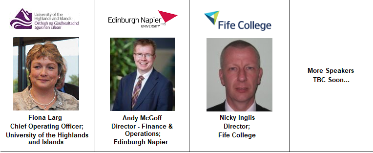 Scottish Universities Speakers Fife College Expansion Growth