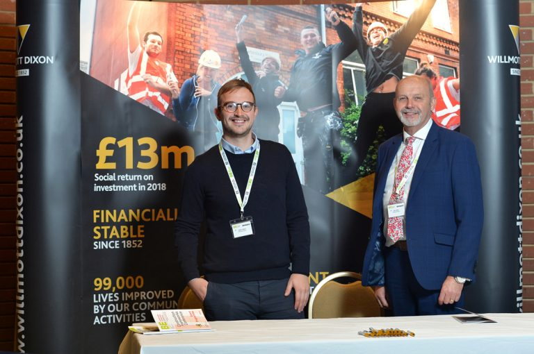 Wilmott Dixon Construction Frameworks Conference, Kensington Town Hall. 02.10.19