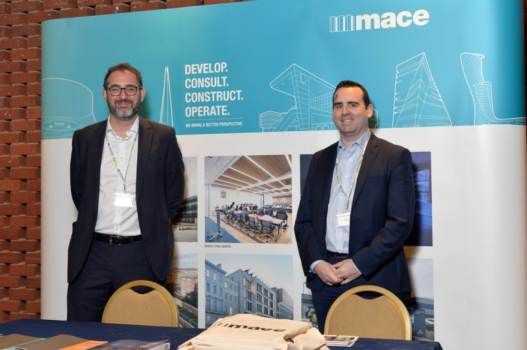 Mace Partnered Construction Frameworks Conference, Kensington Town Hall. 02.10.19