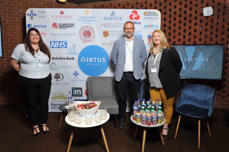 Virtus Consult Partnered Networking Construction Frameworks Conference, Kensington Town Hall. 02.10.19