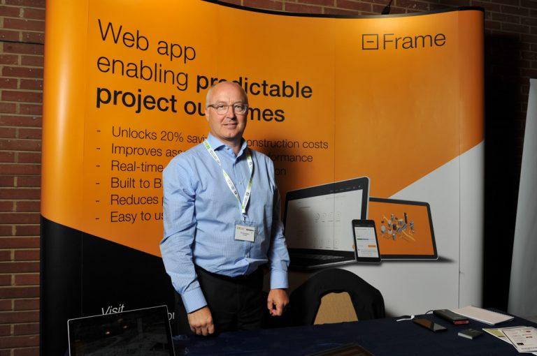 Frame Partnered NEtwoking Evetn Construction Frameworks Conference, Kensington Town Hall. 02.10.19
