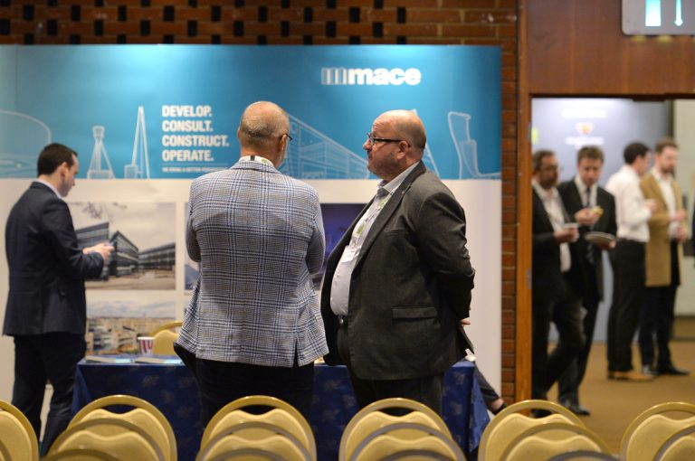 Pagabo Partnered Networking Construction Frameworks Conference, Kensington Town Hall. 02.10.19