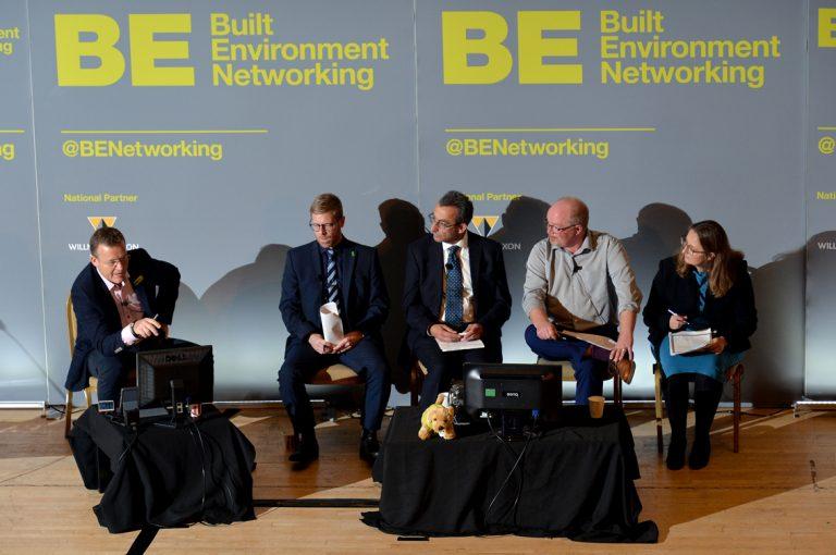 Session: The Future of Frameworks Construction Frameworks Conference, Kensington Town Hall. 02.10.19