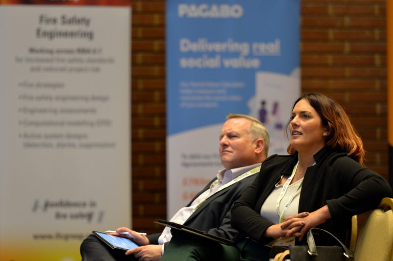 Pagabo Construction Frameworks Conference, Kensington Town Hall. 02.10.19