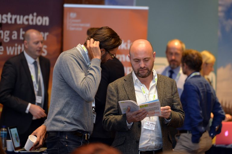 Networking for the Built Environment Construction Frameworks Conference, Kensington Town Hall. 02.10.19