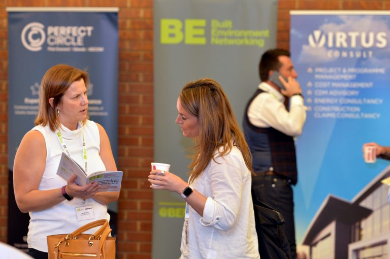Built Environment Networking Construction Frameworks Conference, Kensington Town Hall. 02.10.19