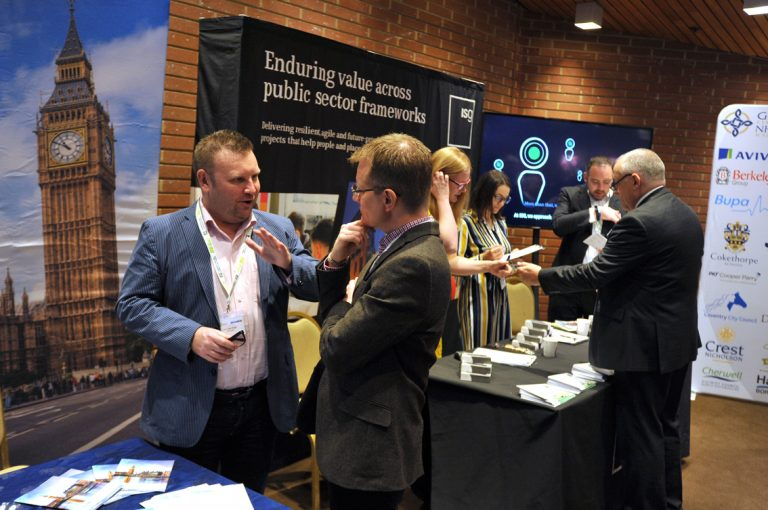 Networking for the construction industry Construction Frameworks Conference, Kensington Town Hall. 02.10.19
