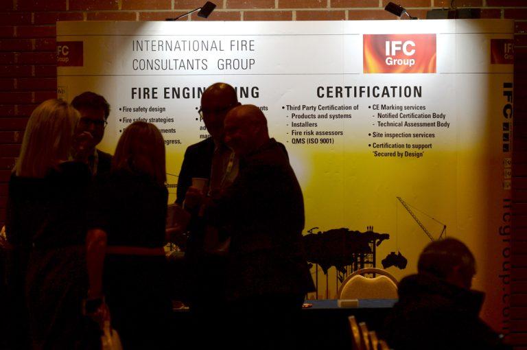IFC Partnered Event Construction Frameworks Conference, Kensington Town Hall. 02.10.19
