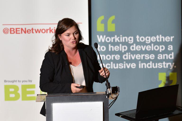 Lisa Bliss of London Construction ProgrammeConstruction Frameworks Conference, Kensington Town Hall. 02.10.19