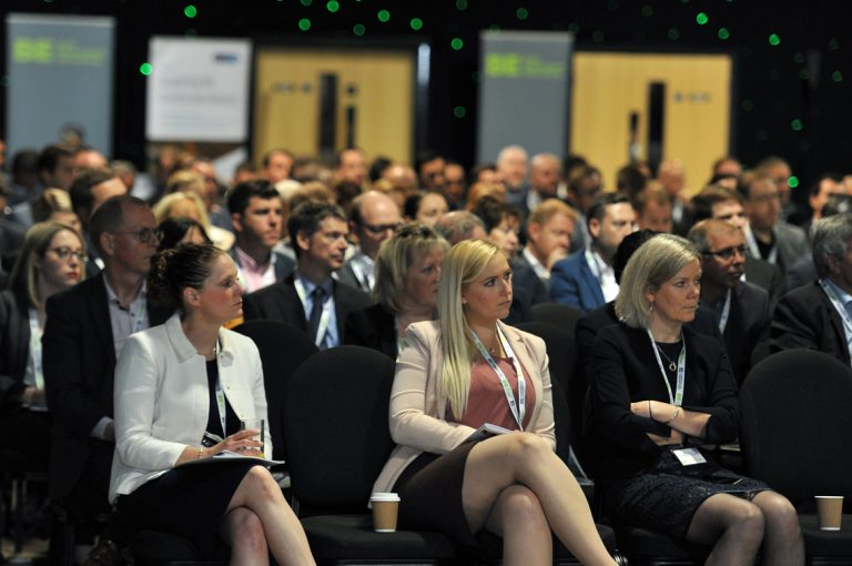 Attendees-discuss-the-day-West-Yorkshire-Development-Conference
