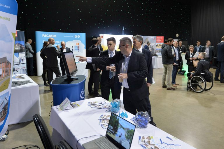 Attendees-explore-the-stands-at-West-Yorkshire-Development-Conference