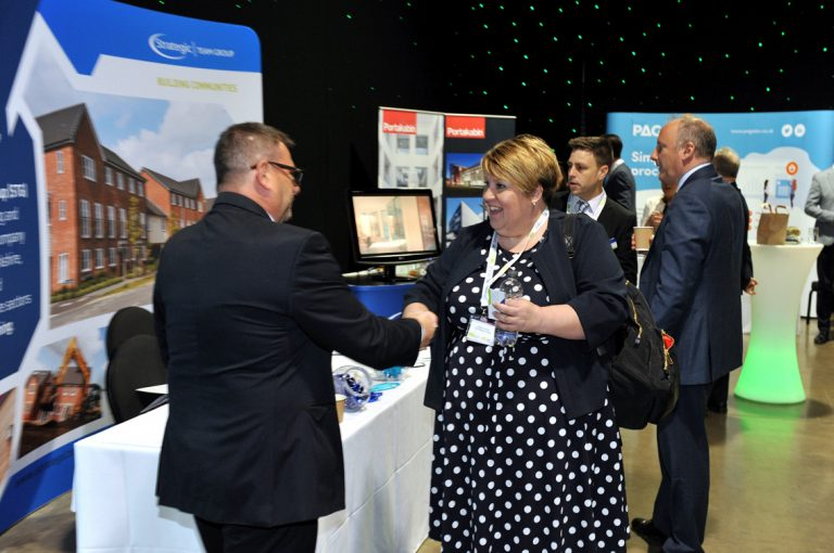 Attendees-meet-at-West-Yorkshire-Development-Conference-2019