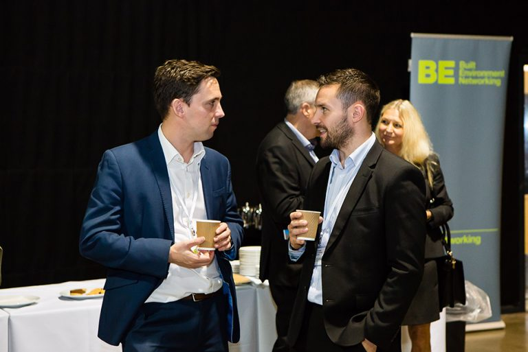Attendee's of West Yorkshire Economic Growth Conference 2018 Speak