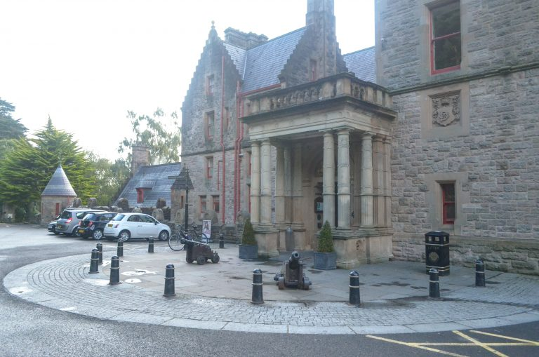 Belfast Castle Built Environment Networking Northern Ireland Development Plans 2018