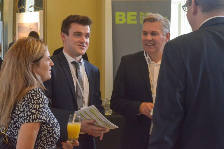 Built Environment Networking Event in Belfast