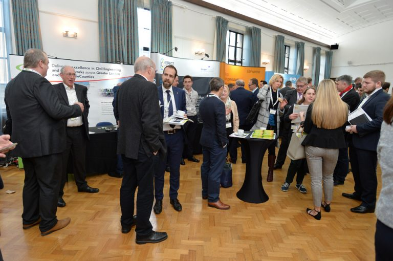 Cambridge NEtworking for the Built Environment