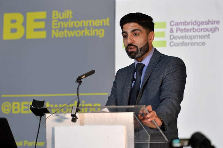 Gurdeep Gill of Godwin Group