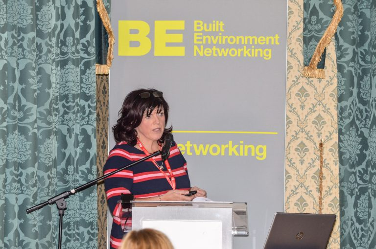 Cathy Reynolds Belfast City council at Northern Ireland Development Plans 2019