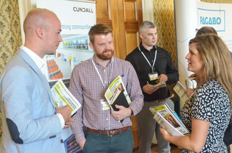 Cundall and Pagabo Partnered Networking Events in Belfast