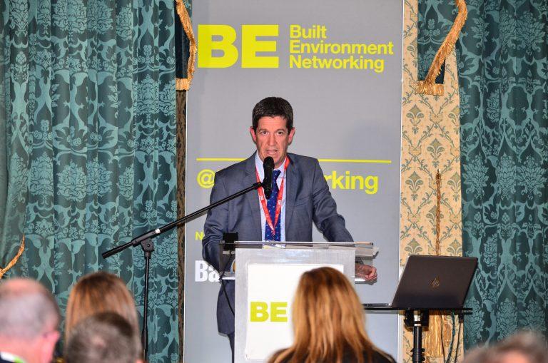 Michael Robinson of Belfast Harbour
