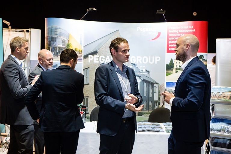 Pegasus Group at West Yorkshire Economic Growth Conference 2018