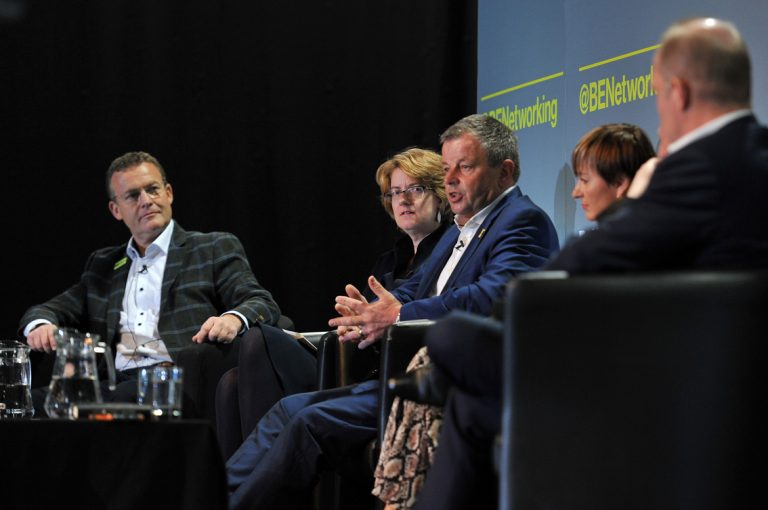 Phil-Laycock-Susan-Hinchcliffe-Nicola-Turner-and-Neil-Muncaster-at-West-Yorkshire-Development-Conference-2019