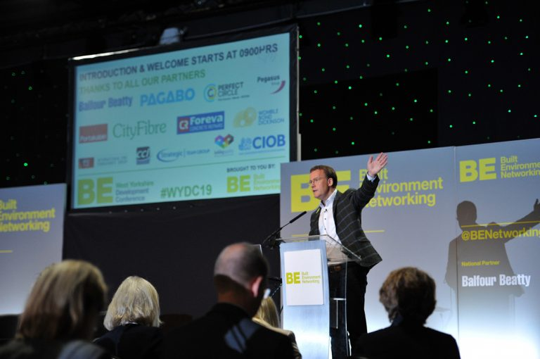 Phil-Laycock-opens-the-conference-West-Yorkshire-Development-Conference
