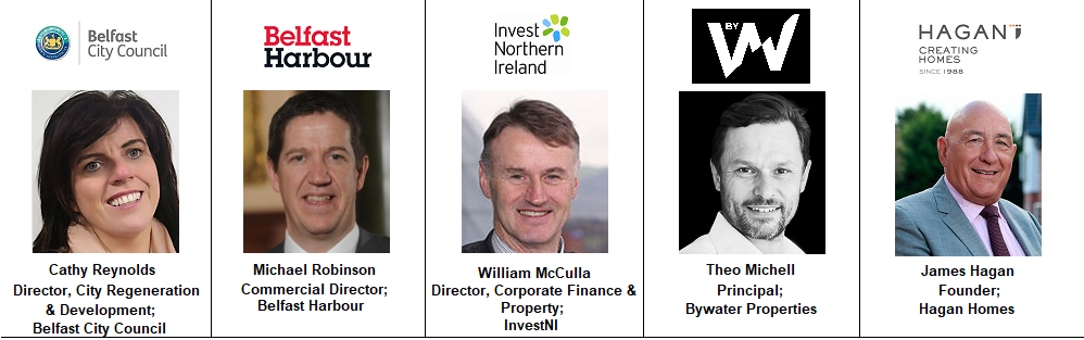Speakers Hagan Fly Belfast