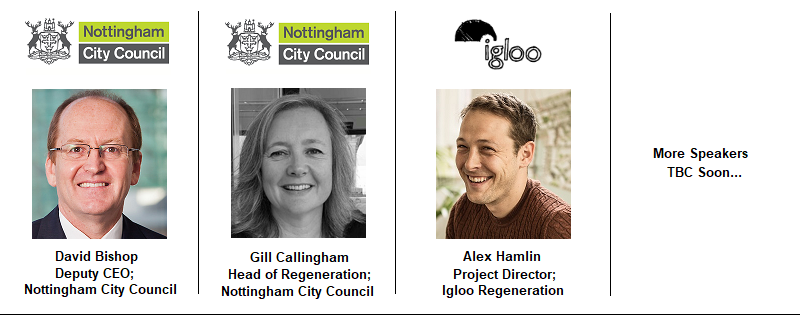 Nottingham development plans conference 2018 construction event well be joined by some fantastic speakers in nottingham wholl provide an abundance of market intel and outline regional development plans malvernweather Choice Image