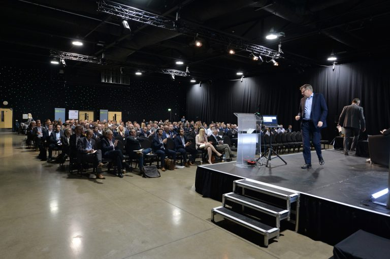 Speakers-change-over-for-the-next-presentation-West-Yorkshire-Development-Conference-2019