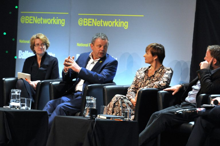 Susan-Hinchcliffe-Peter-Dodd-Nicola-Turner-and-Paul-Pavia-at-West-Yorkshire-Development-Conference-2019