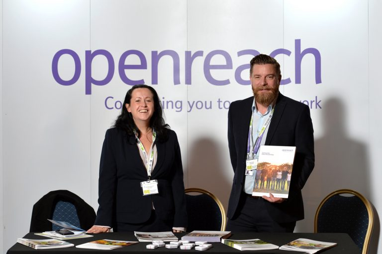 Open ReacH Partnered Networking Event in Bristol West of England Development Conference, Bristol.08.10.19