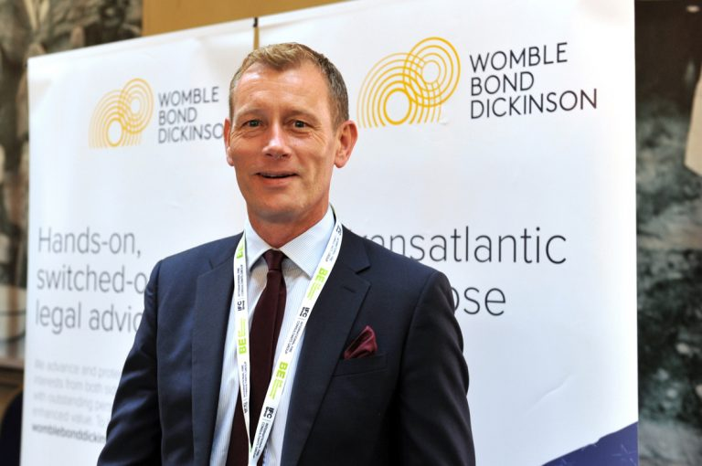 Womble Bond Dickinson Partnered Networking Event