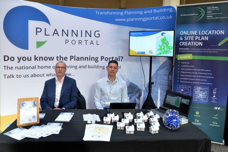 Planning Portal Partnered Networking