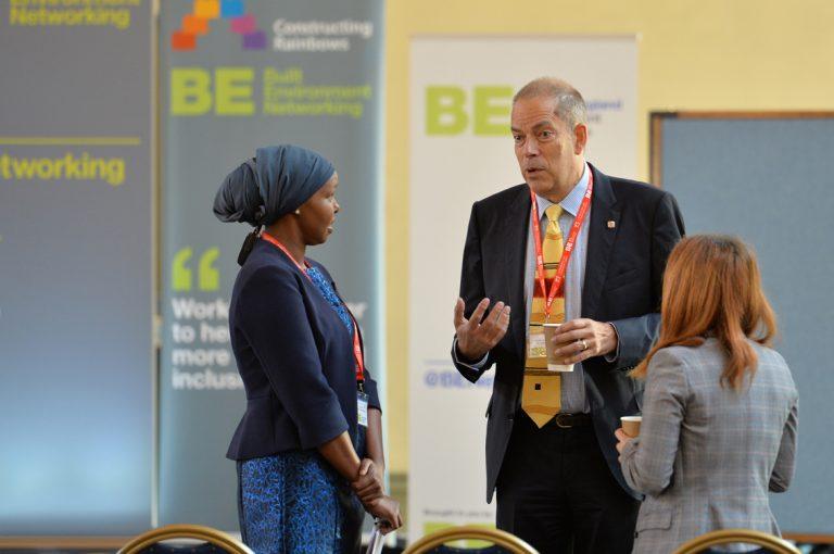 Sado Jirde Black South West NetworkWest of England Development Conference, Bristol.08.10.19