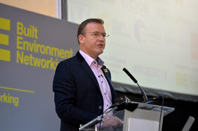 Phil Laycock at West of England Development Conference, Bristol.08.10.19