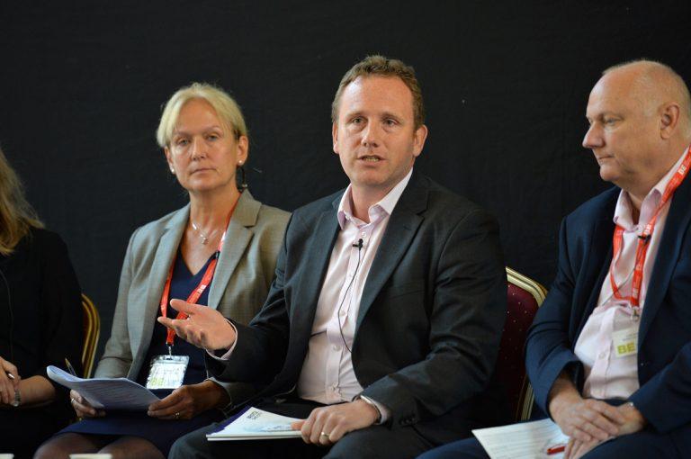 Edward Rowberry of Bristol & Bath Capital West of England Development Conference, Bristol.08.10.19